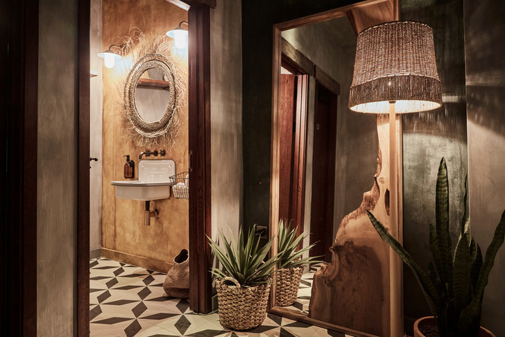 Фото №7 - Мексиканский ресторан в Лондоне по проекту A-nrd studio