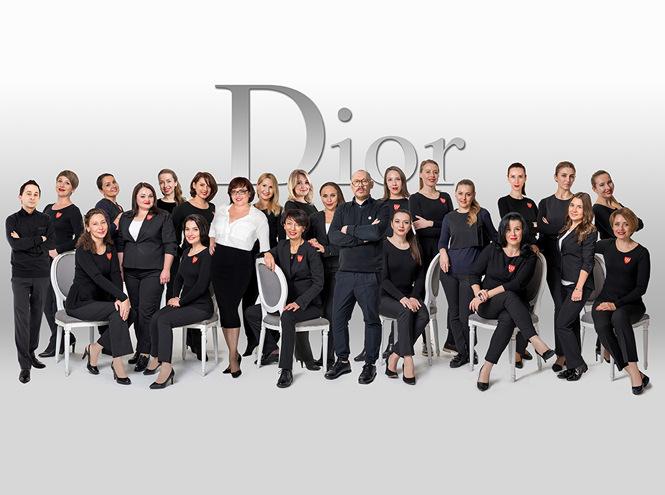 Фото №1 - Неделя волшебных преображений с Dior