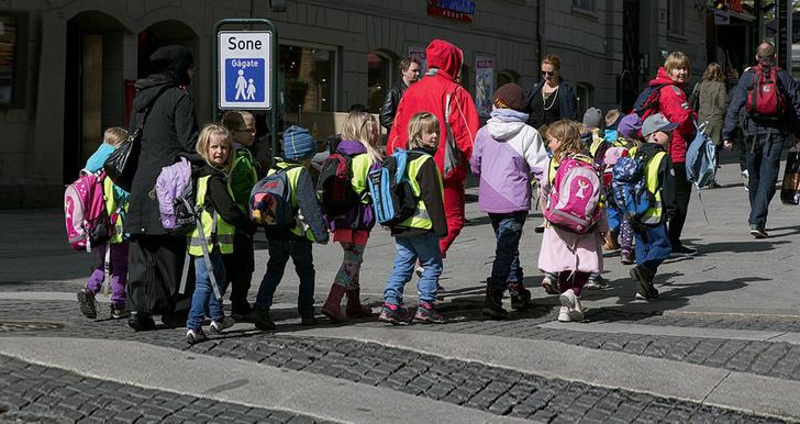 Фото №9 - Как воспитывают детей в Норвегии