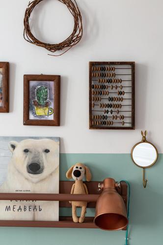 Фото №18 - Яркая квартира семьи декоратора в Москве