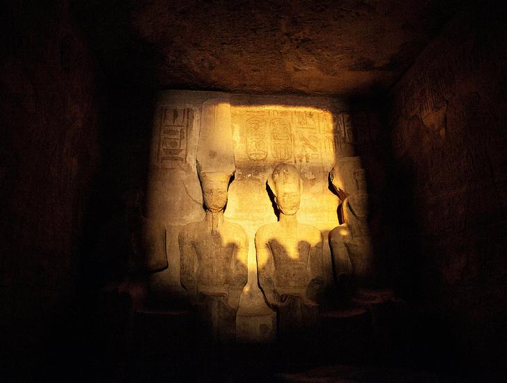 Фото №1 - Улыбка фараона (Египет) и другие события месяца
