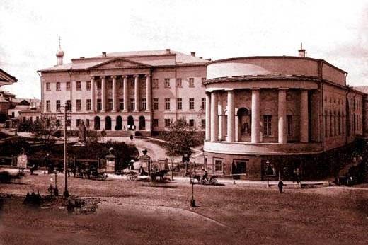 Фото №2 - Университет Москвы: именем святой Татианы