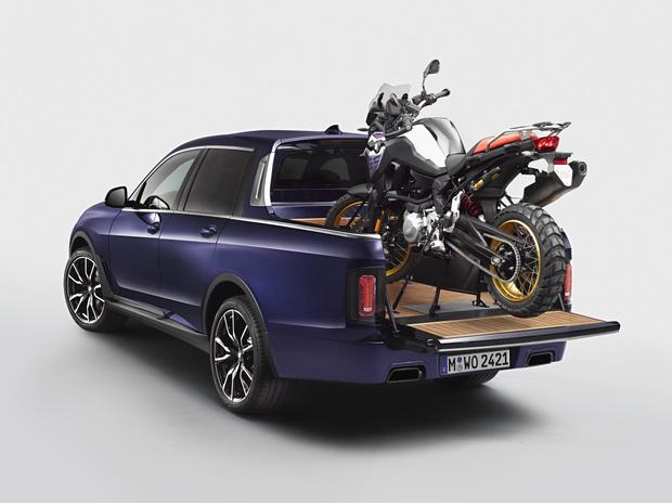 Фото №8 - Восемь убойных фактов о BMW X7