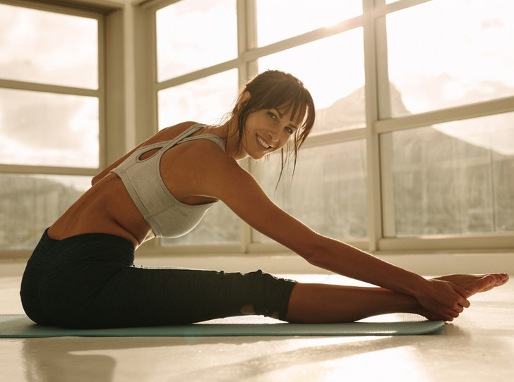 Фото №1 - Тренировка гимнастов: 5 простых упражнений для гибкости