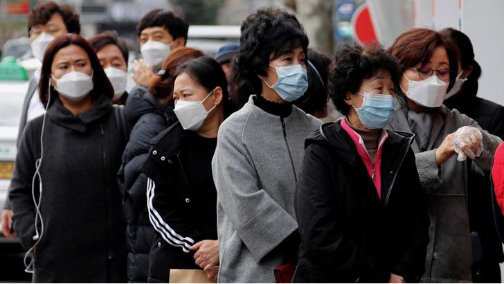Фото №1 - Китай опубликовал данные о бессимптомных больных