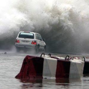 Фото №1 - Ураган в Персидском заливе