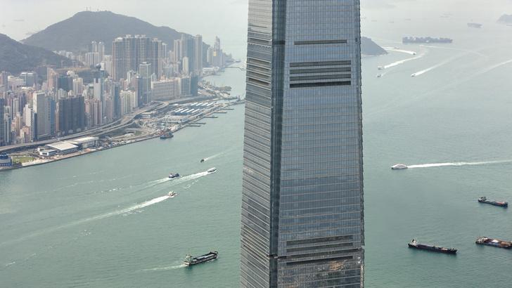 Фото №8 - Гонконг: песнь воды и ветра