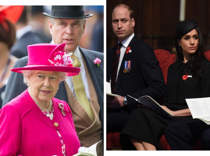 Фото №1 - Уильям злится на Меган, а принц Эндрю просит денег у Королевы: 5 новых (и очень странных) слухов о Виндзорах