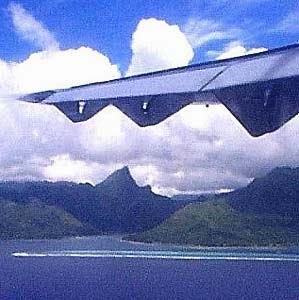 Фото №1 - В авиакатастрофе в Полинезии погибли 14 человек