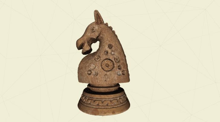 Фото №1 - Институт археологии РАН открывает виртуальную выставку