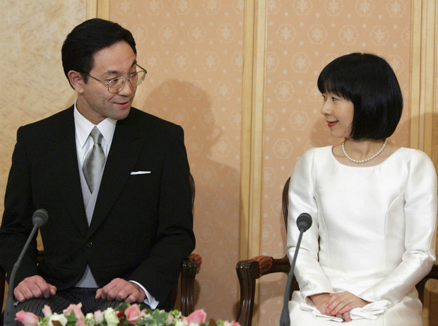 Фото №6 - Как прошла официальная помолвка японской принцессы Аяко