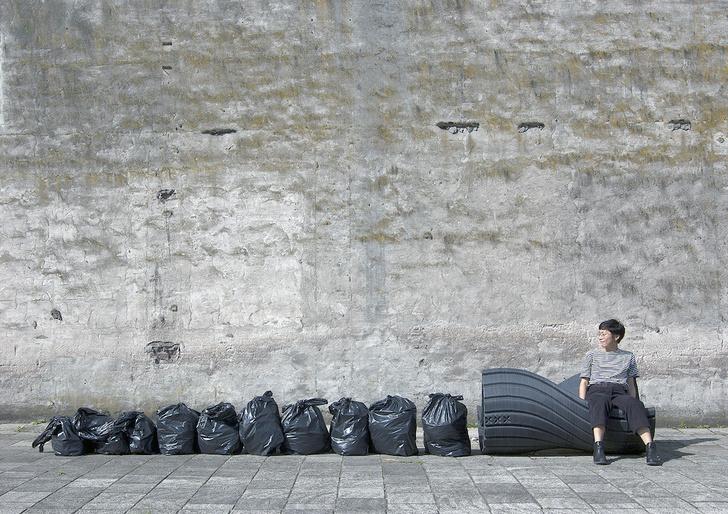 Фото №14 - Скейтборды из рыболовных сетей, мебель из нейлона и еще 12 объектов из переработанного пластика