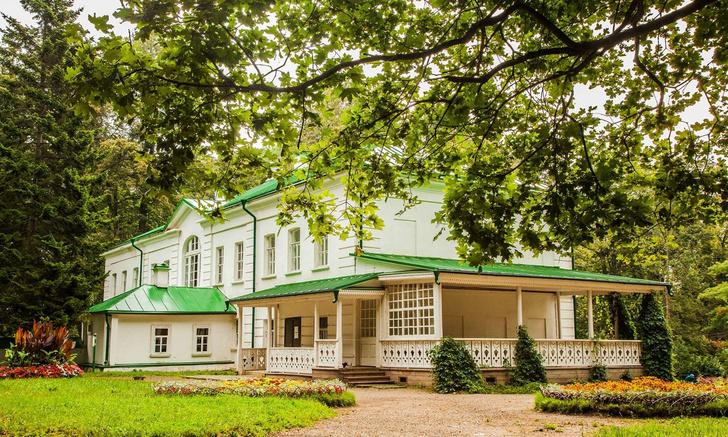 Фото №10 - Дома писателей: где рождались на свет бестселлеры