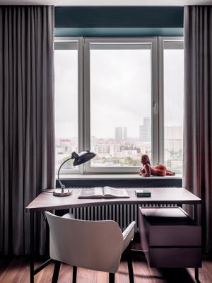 Фото №9 - Современная квартира со свободной планировкой 120 м²
