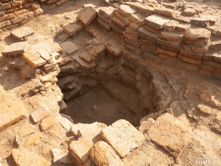 Фото №1 - Найдены руины мавзолеев времен Золотой Орды