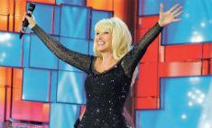 Ирина Аллегрова на концерте в Омске рассказала, кем не может стать стерва