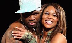Сиара встречается с 50 Cent