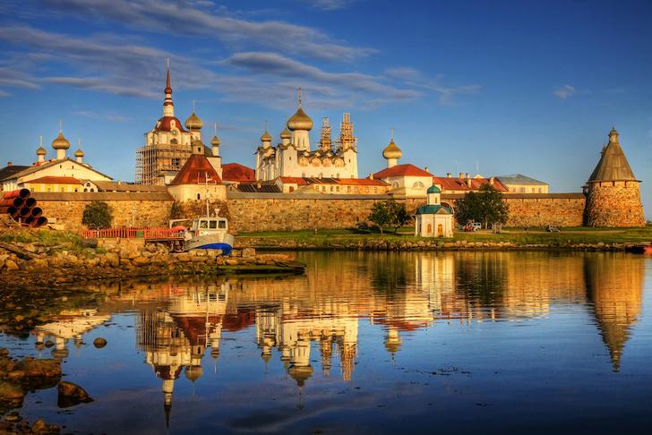 Фото №3 - Суровое очарование Соловков: 15 секретов заповедного архипелага