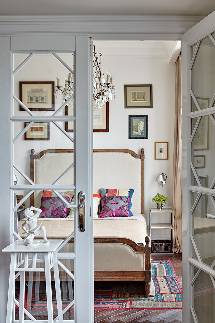 Фото №6 - 10 способов сделать вашу спальню роскошнее