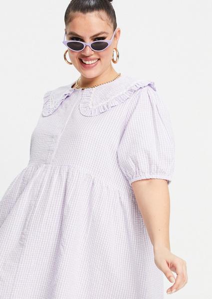 Фото №4 - Самые модные платья на лето для девушек plus size ❤️