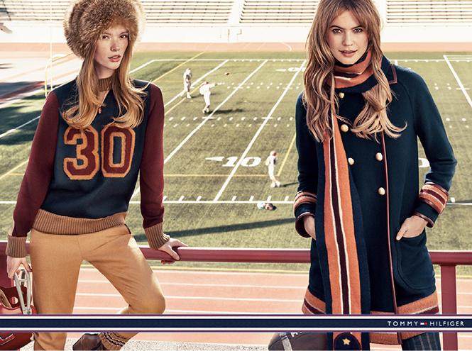Фото №3 - Tommy Hilfiger представил рекламную кампанию к тридцатилетию бренда