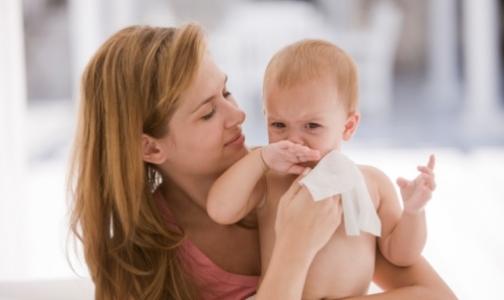 Фото №1 - Влажные салфетки для детей вызывают сильные аллергические реакции