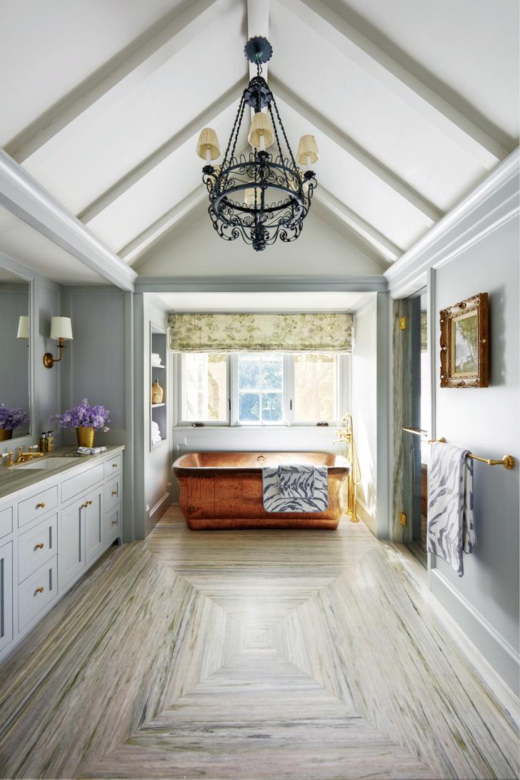 Фото №12 - Ванная комната в классическом стиле: 12 проектов с комментариями дизайнеров