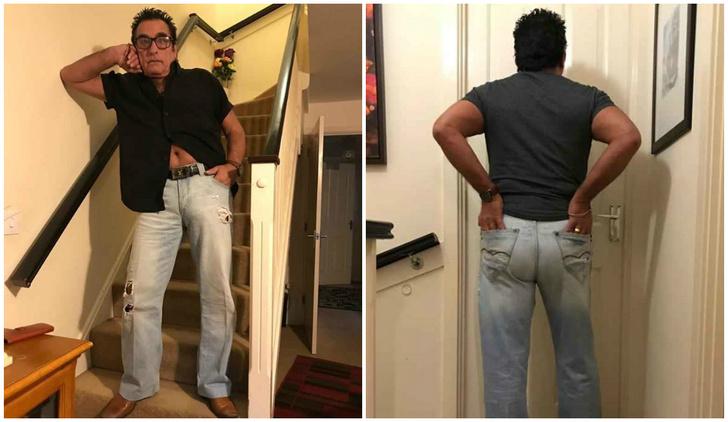 Фото №1 - Мужчина слишком старался продать джинсы и привлек внимание Сети