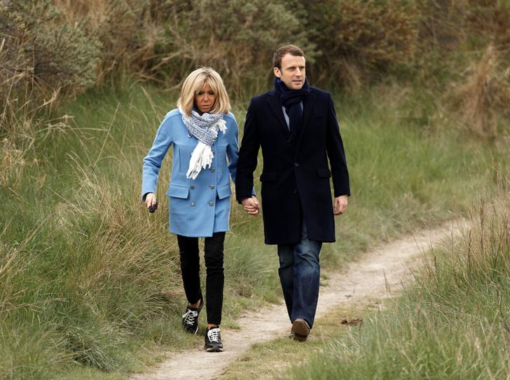 Фото №3 - Где обычно проводят отпуск Эммануэль и Брижит Макрон
