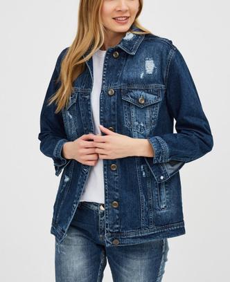 Фото №6 - От длины до декора: 5 главных ошибок при выборе джинсовой куртки