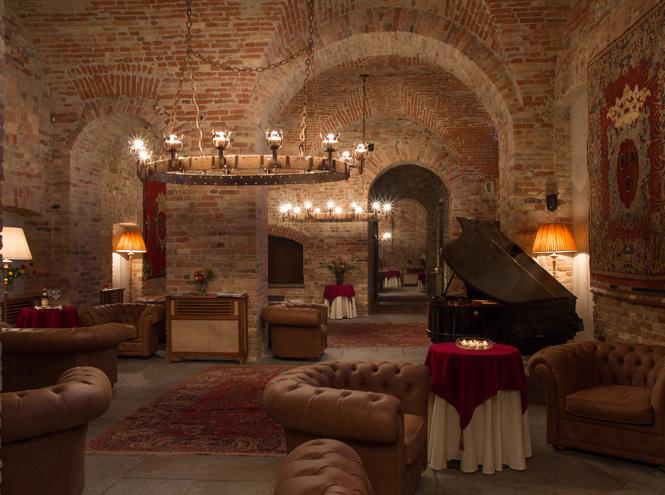 Фото №3 - Открытие сезона трюфеля в  Castello di Guarene