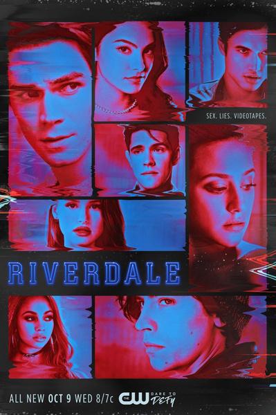 Фото №1 - Новая загадка: появился первый официальный постер 4 сезона «Ривердейла»
