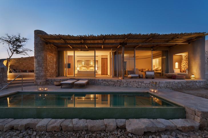 Фото №9 - Песчаный замок: отель в пустыне Негев