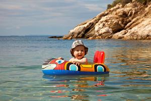 Фото №1 - Большое плавание