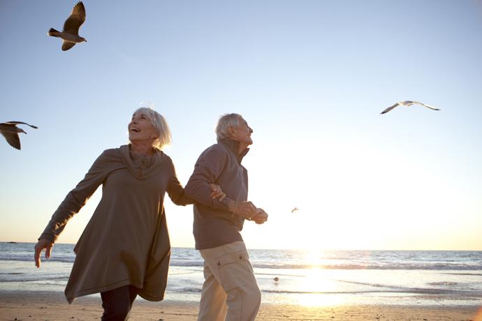 Как прожить вместе 41 год: несколько советов от той, что смогла