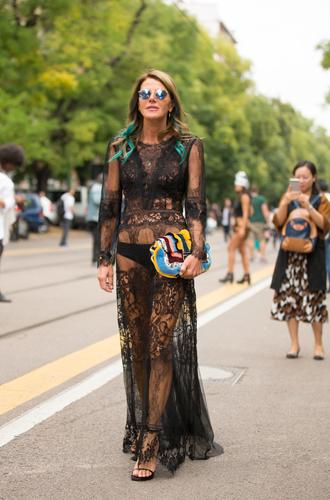 Фото №17 - Открытый вопрос: как носить прозрачные вещи