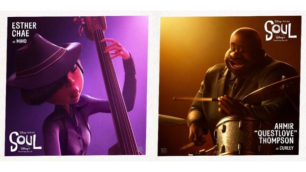 Фото №3 - Джаз, смерть и смысл жизни: как создавался мультфильм «Душа»