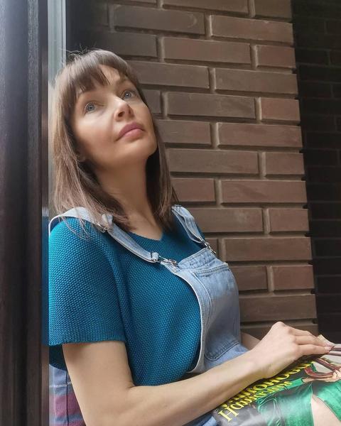 Наталия Антонова фото
