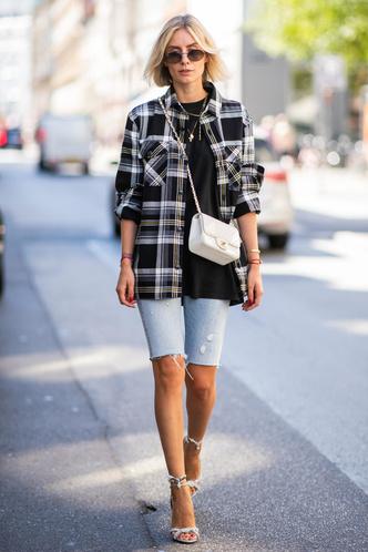 Фото №9 - Анти-оверсайз: как носить облегающие вещи и выглядеть стильно