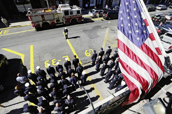 Фото №14 - Подвиг по расписанию: как работают спасатели службы 911