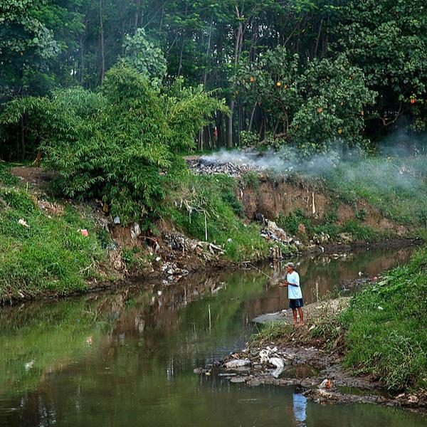 Фото №2 - Прекрасные места планеты, которые люди забросали мусором