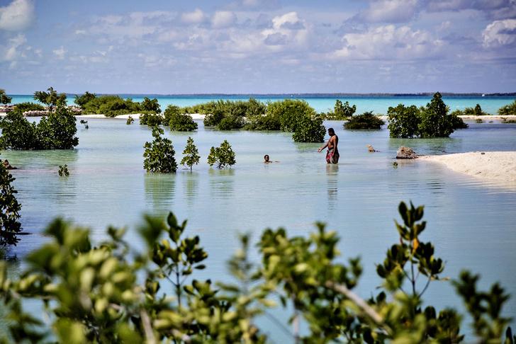 Фото №12 - Голубая бездна: как спасти Кирибати