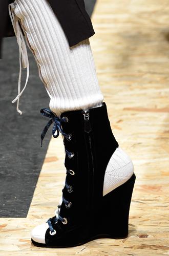 Фото №79 - Самая модная обувь сезона осень-зима 16/17, часть 2