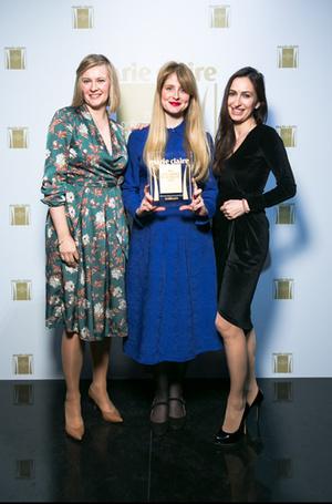 Фото №9 - Самая красивая вечеринка года: журнал Marie Claire вручил награду лучшим бьюти-средствам 2019