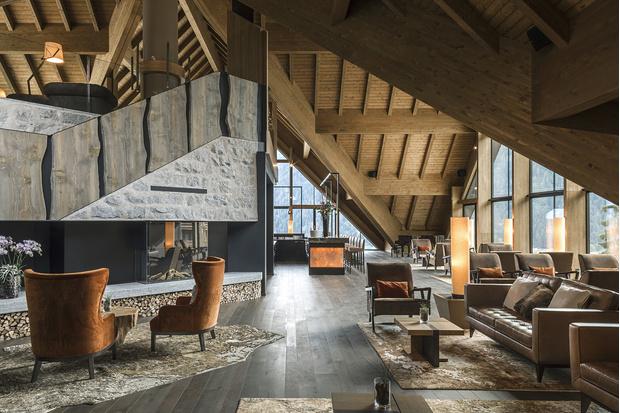 Фото №1 - Спа-отель Lefay в Доломитовых Альпах