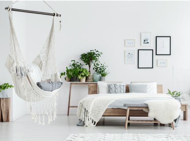 Фото №5 - Подвесное кресло как часть интерьера: советы дизайнеров