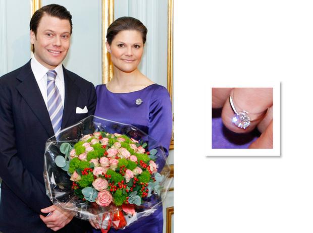 Фото №6 - Скажи «да!»: помолвочные кольца европейских принцесс и королев