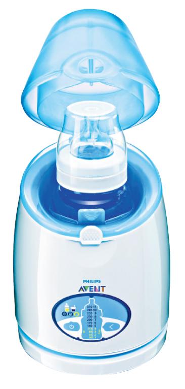 Фото №5 - Подогреватели для бутылочек