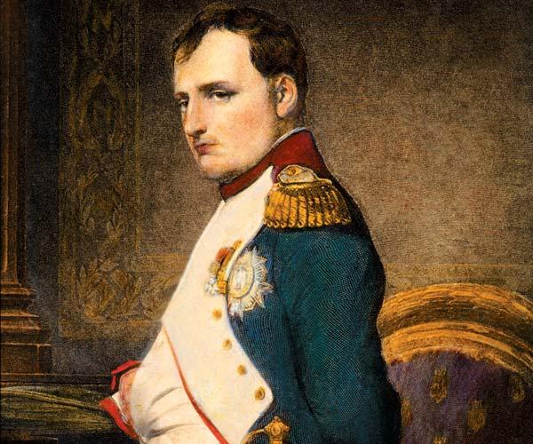 Фото №1 - Сыновья Наполеона