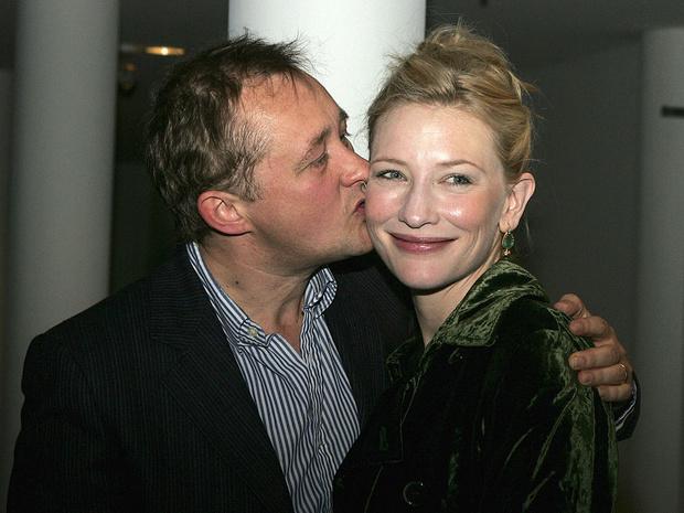 Кейт Бланшет с мужем